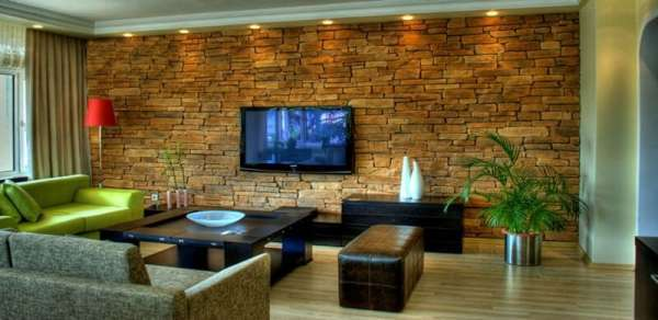 Birbirinden g zel salon dekorasyon nerileri 30 mart for 30 m2 salon dekorasyonu