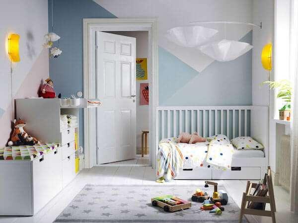 İkea Erkek Bebek Odası Takımları 2019 Dekorcennetİ Com