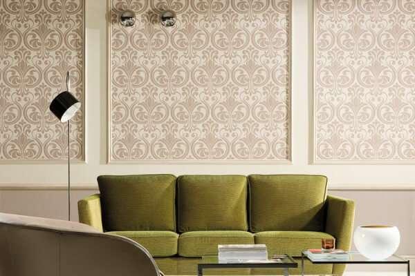 Krem rengi duvar ka d modelleri 3 temmuz 2018 dekorcennet com Decoracion de paredes con molduras