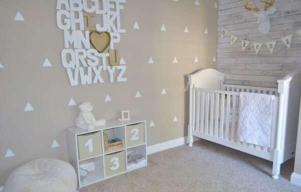 Modern Bebek Odasi Duvar Kagitlari 2020 Dekorcenneti Com