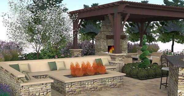 En g zel teras dekorasyon fikirleri 15 ubat 2018 for Open terrace garden designs