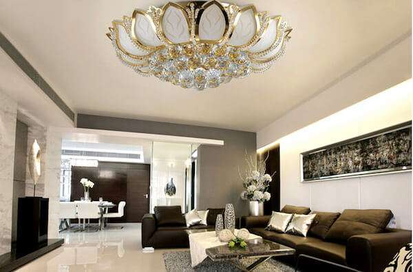 chandeliers for living room modern salon avize modelleri 2018 dekorcenneti 15355