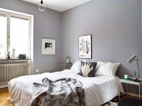 Populer Yatak Odasi Duvar Boyasi Renkleri 2020 Dekorcenneti Com