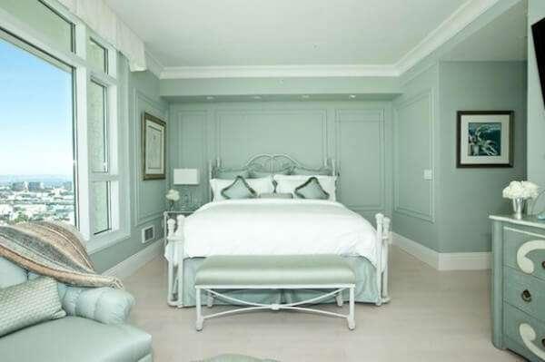 En Rahatlatici Yatak Odasi Renkleri 2020 Dekorcenneti Com