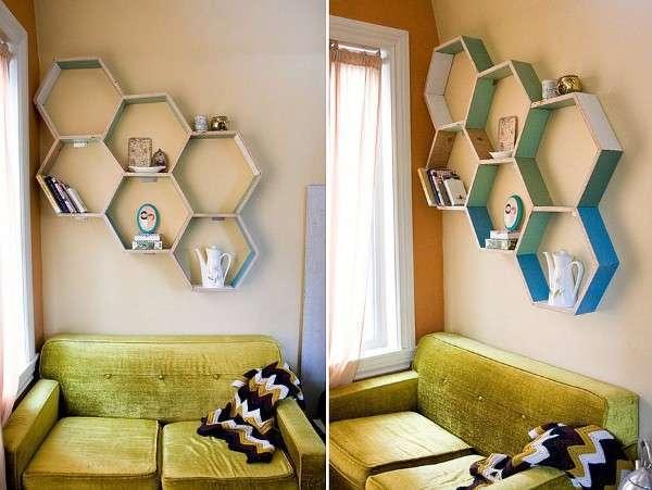 kendin yap oda dekorasyonu fikirleri