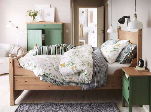 Ikea Acik Renk Yatak Odasi Takimlari 2019 Dekorcenneti Com