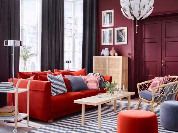 Ikea Salon Takimi Modelleri 2019 Dekorcenneti Com