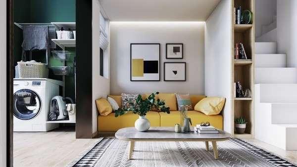 En Modern Ev Ici Boya Renkleri 2020 Dekorcenneti Com