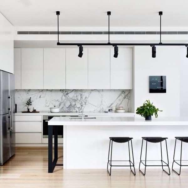 Modern Mutfaklar I 231 In Tezgah Arası Fayans Modelleri 2020