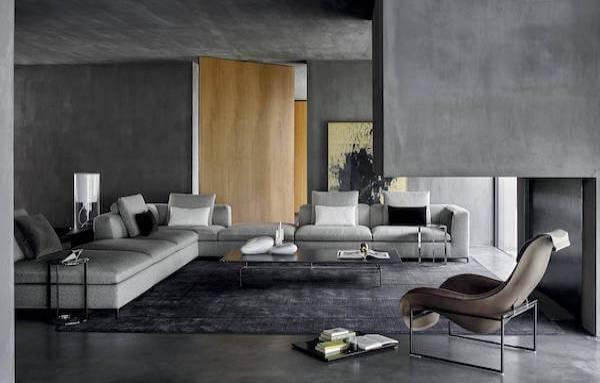 Modern Salon Dekorasyon Fikirleri 2019 - Dekor Cenneti