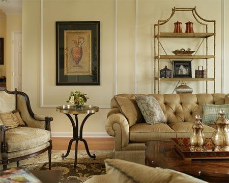 Klasik salon7 dekor cennet for 2 1 salon dekorasyonu