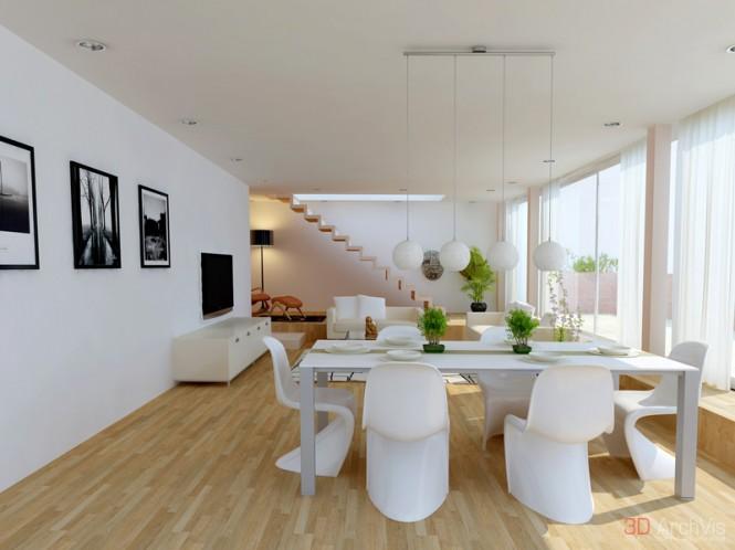 beyaz yemek odaları (12)