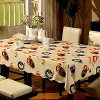 desenli mutfak masa örtüleri