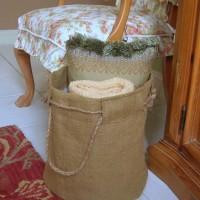 evde sepet yapımı