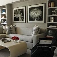 farklı oturma odası dekorasyonları