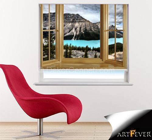 red armchair in front of white wall