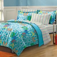 mavi genc odası dekorasyon örnekleri