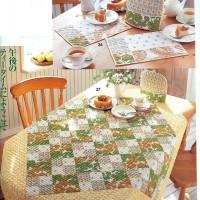 mutfak masa örtüsü modelleri