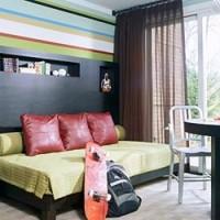 renkli genc odaları