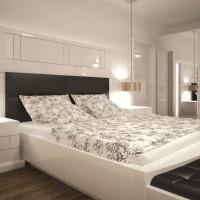 büyük başlıklı yatak modelleri 200x200