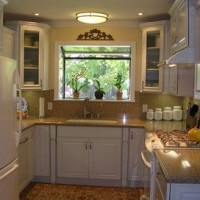 Değişik u mutfak dekorasyonu Fotoları