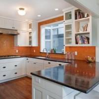 En Yeni u mutfak dekorasyonu Görselleri