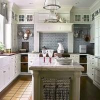 En Yeni u mutfak dekorasyonu Resimleri