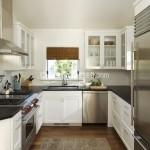 Güzel u mutfak dekorasyonu Fotoğrafları