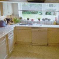 Şık u mutfak dekorasyonu Resimleri