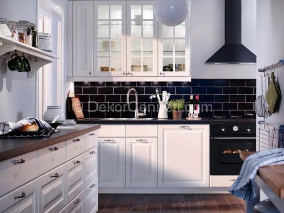 Kea mutfak modelleri 2018 dekorcennet com - Azulejos cocina ikea ...