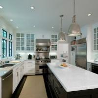 u mutfaklarda ortada ada kullanımı 200x200