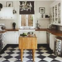 yeni moda u mutfak dekorasyonu resimleri 200x200