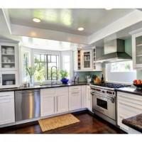 yeni u mutfak dekorasyonu modelleri 200x200