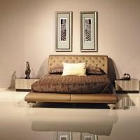 zebrano şık yatak odası modelleri 200x200
