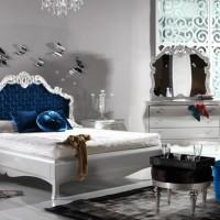 zebrano mobilya parlement mavisi yatak odası takımı 200x200