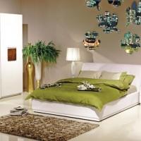 zebrano storm yatak odası modeli 200x200