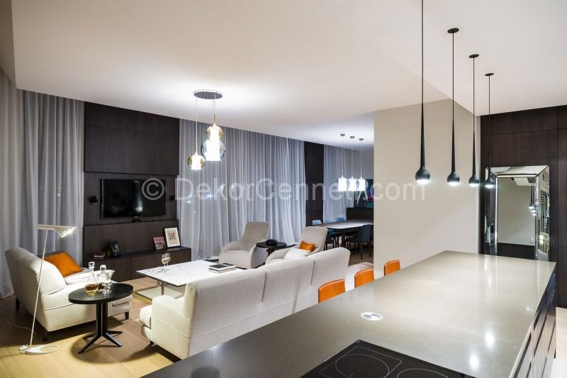 L ks ve modern ev dekorasyonu 2018 dekorcennet com - Modernes mobeldesign ...