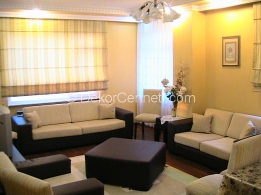 Dikd rtgen salon dekorasyonu 2 nisan 2018 dekorcennet com for 30 m2 salon dekorasyonu