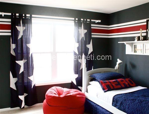 Genc Odasi Duvar Renkleri 2020 Dekorcenneti Com