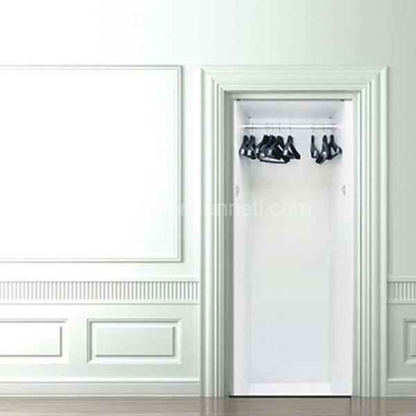 Değişik Wc Kapı Sticker Modelleri Dekorcennetİ Com