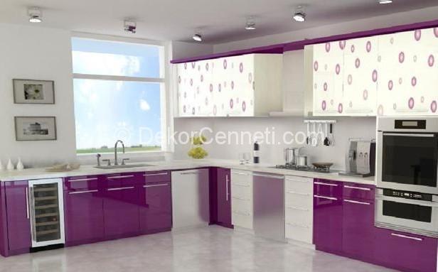 fu u015fya renk mutfak dekorasyonu
