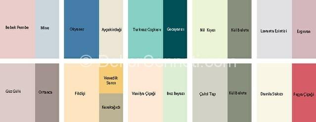 Çakıl taşı rengi