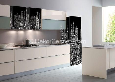 Kelebek mutfak haz r mutfak modelleri 2018 dekorcennet com for Stickers pour meuble cuisine