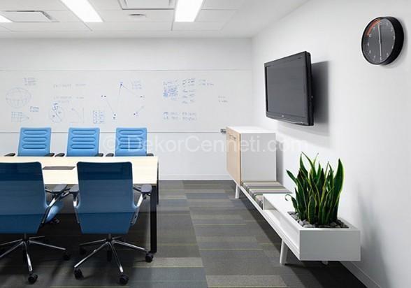 Modern Ofis Dekorasyon Fikirleri 2018 Dekorcennetİ Com