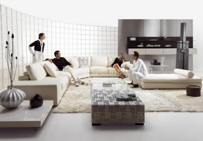 l salon dekorasyon fikirleri 2018 dekorcennet com. Black Bedroom Furniture Sets. Home Design Ideas