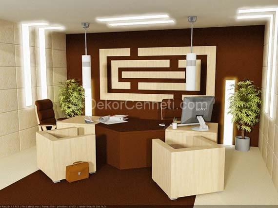 Moda ofis dekorasyon maliyeti resimleri dekorcennet com for Home design e decoro