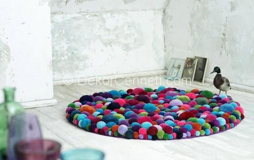 Renkli halılar ve fiyatları