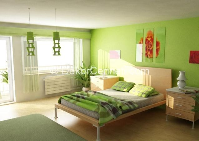 Дизайн квартир в салатовом цвете фото