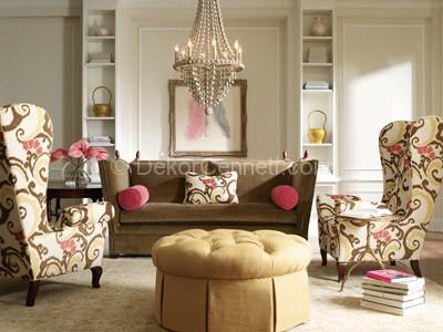 Yeni moda kahverengi ve pembe koltuk foto raflar - My practical decorating ideas for my living room ...