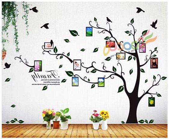 Soy Ağacı Resim çerçeveleri 2019 Dekorcenneticom